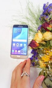 Samsung Galaxy J3 2016 Cep Telefonu Samsung J320h Sıfır