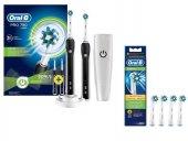 Oral B Pro 790 Şarj Edilebilir Diş Fırçası 2li