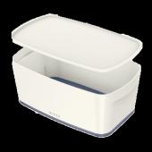 Leitz Mybox Saklama Kutusu Gri Beyaz L 5229