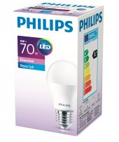 Philips Ess Led 9 70w Beyaz Işık Normal Duy