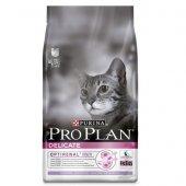 Pro Plan Hassas Ve Seçici Yetişkin Kediler Için Hindili Ve Prinçl