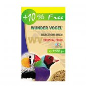 Wunder Vogel Selections Seeds Tropical Finch Hint Bülbülü Yemi 1