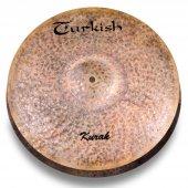 Turkish Cymbals Kurak Hihat K H14 Zil