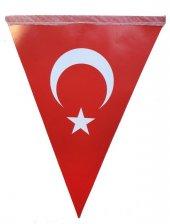 23 Nisan Türk Bayraklı Flama