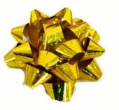 Gümüş Gold Seçenekli Metalize Fiyonk 5 Cm 100 Adet