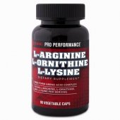 Gnc L Arginine L Ornithine L Lysine 90 Kapsül