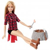 Barbie Kamp Ateşi Fdb43