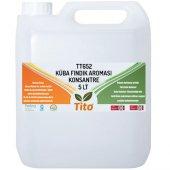 Tito Tt652 Küba Fındık Aroması Suda Çözünür 5 Lt