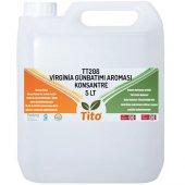 Tito Tt208 Virginia Günbatımı Aroması Suda Çözünür 5 Lt