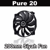 Thermaltake Pure High Performance 200 Mm Sessiz Fan