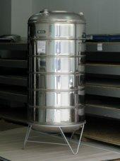 Paslanmaz Su Deposu Aktif Karbon Filtresi Hediyeli