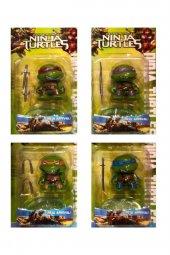 4 Lü Ninja Kaplumbağalar