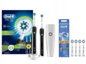 Oral B Pro 790 Şarj Edilebilir Diş Fırçası 2li+eb20 4 Precision