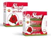 Sleepy Gül Kokulu Islak Mendil 3 X 50 Adet