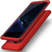 Samsung Galaxy S8 Plus Fit 360 �derece Tam Koruma Tam Kaplama Fu