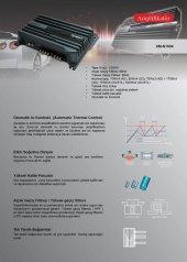 Sony Xm N1004 4 3 2 Kanal,1000 Watt Stereo Amplifikatör