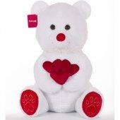 3 Kalpli Ayıcık 65 Cm Beyaz