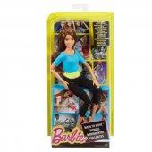 Barbie Sonsuz Hareket (Kumral) Mattel Dhl81