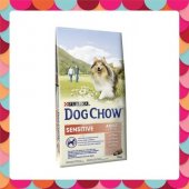 Purina Dog Chow Somonlu Hassas Yetişkin Köpek Maması 14 Kg