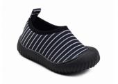 Gezer 2732 Çocuk Yazlık Ayakkabı Panduf Siyah