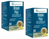 Ocean Plus Omega 3 1200 Mg 50 Kapsül 2 Kutu