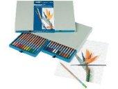Bruynzeel Sakura Design Aquarel Kalem 24 Lü Set