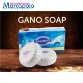 Gano Soap Ganoderma Mantarlı Ve Keçi Sütlü Sabun (2x100gr)