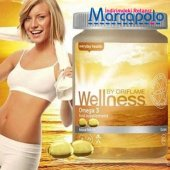 Oriflame Wellness Omega 3 Takviye Edici Gıda