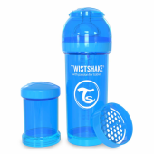 Twistshake Twistshake Anti Colic 260ml Biberon Mavi Ma260b