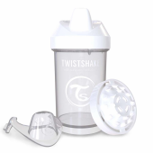 Twistshake Twistshake Crawlercup 300ml Suluk 8+ Beyaz Be300s