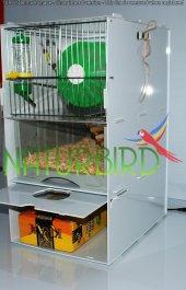 Pvc Demonte Hamster Kafesi
