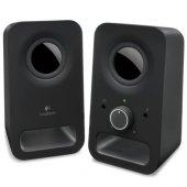 Logitech Z150 1+1 Siyah Speaker 6w 980 000814