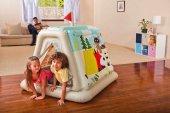 Intex Hayvan Desenli Şişme Oyun Çadırı 127x112x119cm