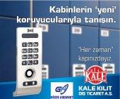 Kale Elektronik Kabin Kilidi Gümüş Kd 050 45 106