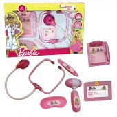 Barbie 6 Parça Doktor Seti