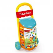 Fisher Price Çek Çek Araba Ve Toplar