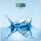 T Desıgn Water Drop Dijital Banyo Baskülü Tartı