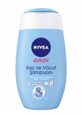 Nıvea Baby Samp.sac Ve Vuc.500 Ml