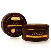 Bebak Kakao Özlü Bronzlaştırıcı Güneş Bakım Kremi 100ml