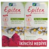 Bioder Epiten Sirli Bant Ağda Vücut İçin 12 Adet (...