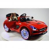 Babyhope Sx 128 Mercedes Akülü Araba 12v Kırmızı