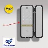 Yale Ydg313 Kartlı Ve Şifreli Dijital Kilit Cam Ka...