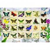 Anatolian 3583 Kelebekler 500 Prc Puzzle