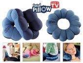 Total Pillow Şekilden Şekile Giren Seyahat Yastığı