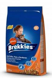 Brekkies Excel Mix Chicken Yetişkin Kedi Maması 1,5 Kg