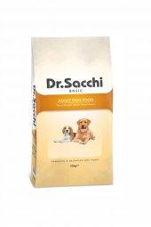 Dr Sacchi Basic Chicken Tavuklu Yetişkin Köpek Maması 15 Kg