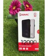 Power Bank 12000 Mah Gmc G 120 Siyah