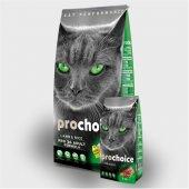Prochoice Pro 36 Kuzu Etli Kedi Maması 15 Kg