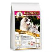 Big Boss Kuzu Etli Yetişkin Köpek Maması 15 Kg