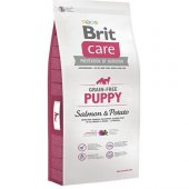 Brit Care Puppy Tahılsız Somonlu Yavru Köpek Maması 12 Kg